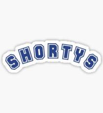 Wynonna Earp - Shortys Logo Sticker