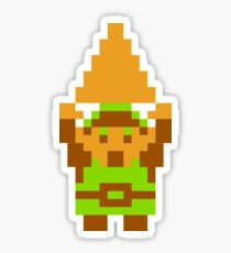 Legend of Zelda: Triforce of Courage Sticker