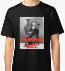 THUMPING BASS - Origins of House Music Classic T-Shirt