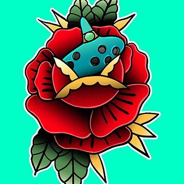 ocarnica rose by rosiojh