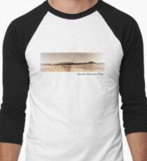 Santa Monica Pier Men's Baseball ¾ T-Shirt