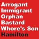 Hamilton (re: Burr) by ohsotorix3