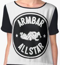 Armbar Allstar Women's Chiffon Top