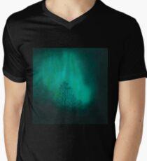 Night Music Men's V-Neck T-Shirt