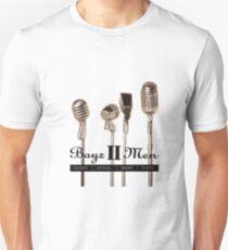 Boyz II Men R&B ballads acappella 9 T-Shirt