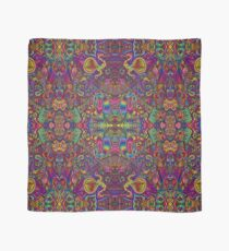 Psychedelic Abstract colourful work 128 Scarf