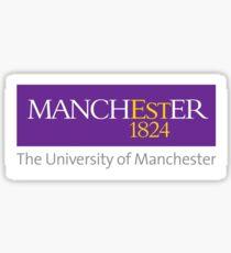 University Of Manchester Sticker