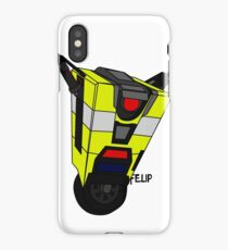 Clap Trap iPhone Case/Skin