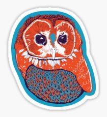 Hoo Sticker