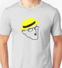James Joyce Sketch Unisex T-Shirt