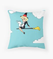 Charlottesw3b Bewitching Graphics Throw Pillow