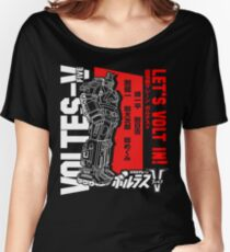 ROBOT VOLTES V  Women's Relaxed Fit T-Shirt