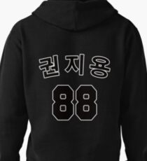 G Dragon 권 지 용 88 Pullover Hoodie