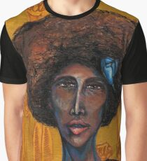 Young Lords Party - Denise Portrait Graphic T-Shirt