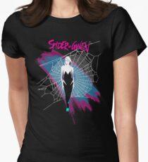 Spider Gwen  Women's Fitted T-Shirt