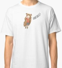 Growl! Classic T-Shirt