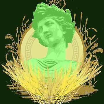 Demeter II  by mellamomateo