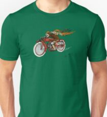 INDIAN MOTORCYCLE STEAMPUNK STYLE T-Shirt