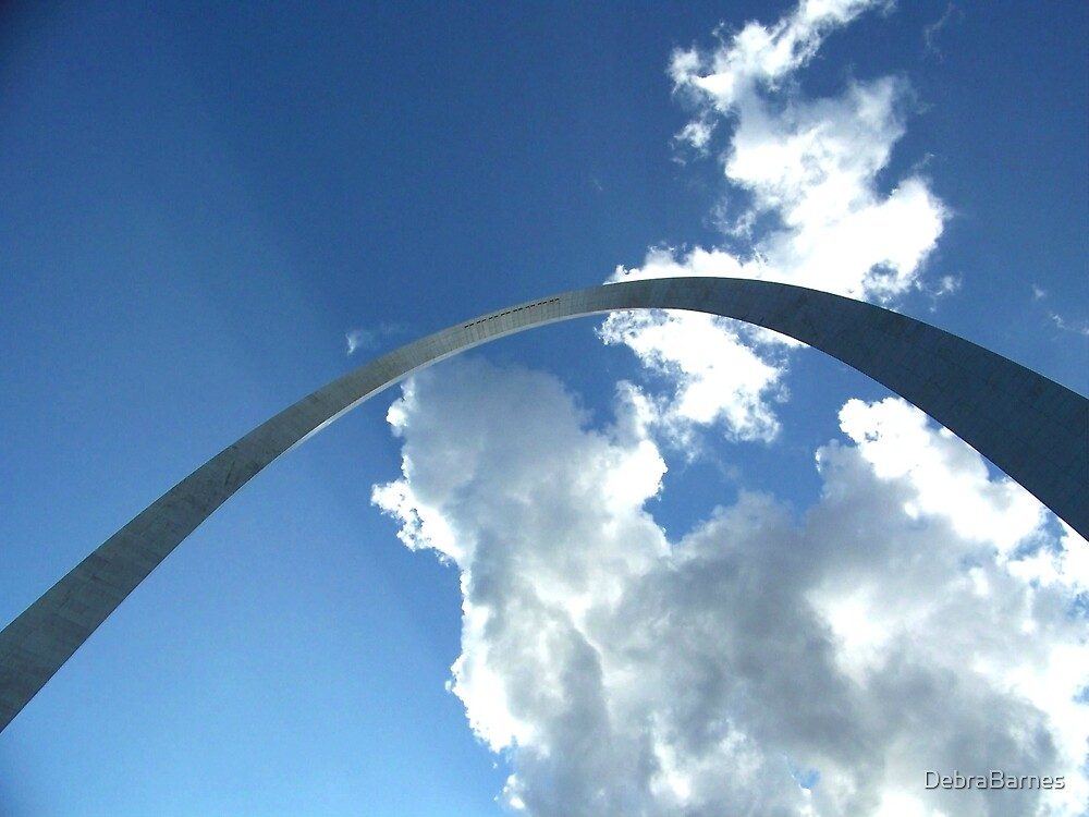 A Gateway Arch Perspective by DebraBarnes