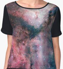 Carina Nebula Chiffon Top