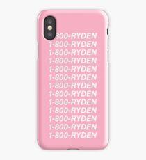 RYDEN iPhone Case