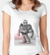 Cyber Story 2 Women's Fitted Scoop T-Shirt