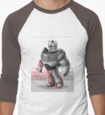 Cyber Story 2 Men's Baseball ¾ T-Shirt