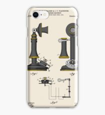 Telephone Patent - Colour iPhone Case/Skin