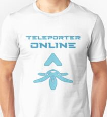 Teleporter online T-Shirt