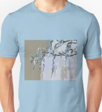 Catkins Over the Waterfall T-Shirt