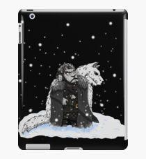 Sheep snow iPad Case/Skin