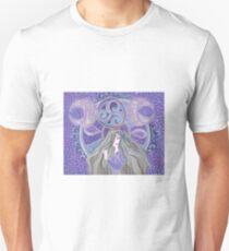 Celtic moon Goddess Unisex T-Shirt