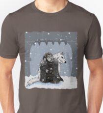 Sheep Snow T-Shirt