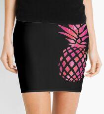 Pineapple Pineapple I love you like Pineapple Mini Skirt