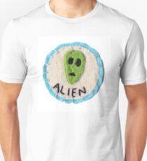 Alien Patch Unisex T-Shirt