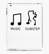 Music Vs. Dubstep iPad Case/Skin