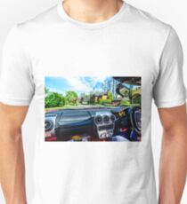 Arriving Home in The F430 T-Shirt