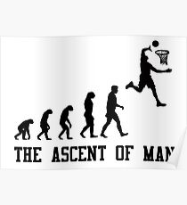 The Ascent of Man Poster