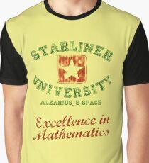 Alzarius University, E-Space Graphic T-Shirt