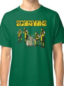 SCORPIONS - MORTAL KOMBAT ROCK BAND Classic T-Shirt