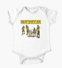 SCORPIONS - MORTAL KOMBAT ROCK BAND Kids Clothes