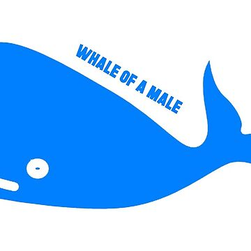 Whale of a Male by ToastCrumbs