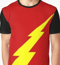 Rising Lightning Graphic T-Shirt