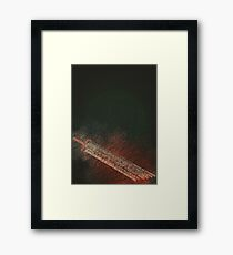 Cloud Strife Quote 2 Framed Print