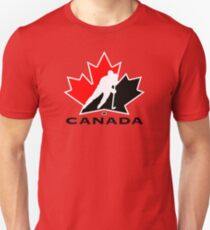 CANADA NATIONAL ICE HOCKEY TEAM Unisex T-Shirt