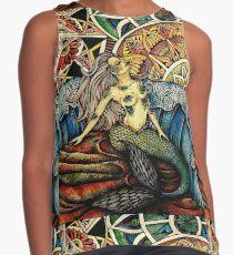 Mermaid Sun Contrast Tank