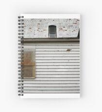Proportion Distortion Spiral Notebook