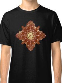 Steampunk Vintage Machine part No.1B Classic T-Shirt