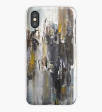 End of work  iPhone Case/Skin