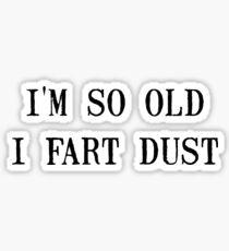 Fart Dust Sticker